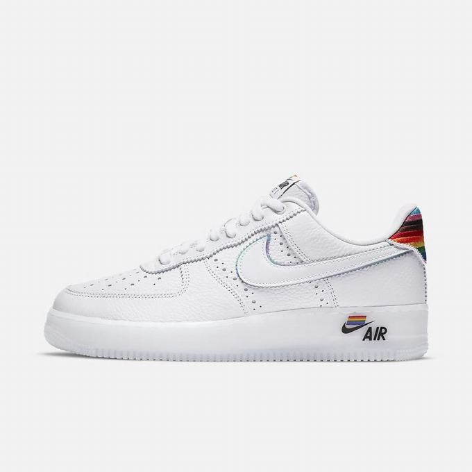 Basket Homme Nike Air Force 1 BETRUE Blanche 7981-206