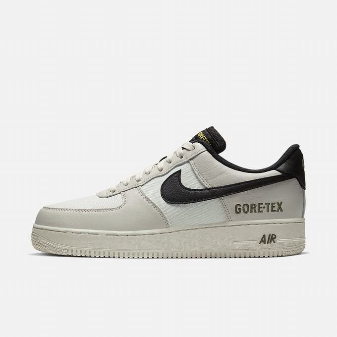 Basket Homme Nike Air Force 1 GORE-TEX Grise 4397-286