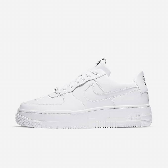 Basket Homme Nike Air Force 1 Pixel Blanche 2840-671