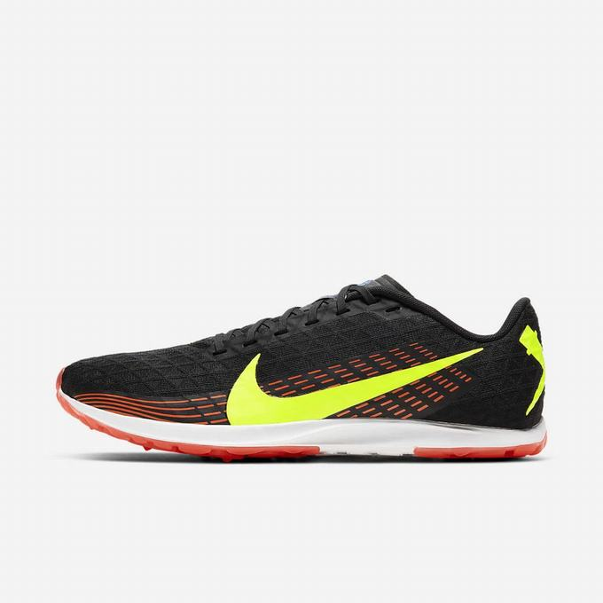 Pointes Athlétisme Homme Nike Zoom Rival Waffle 2019 Noir 4052-836