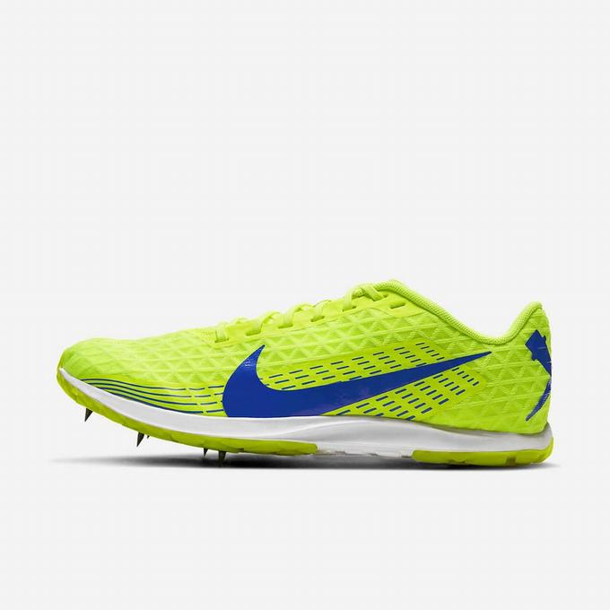 Pointes Athlétisme Homme Nike Zoom Rival XC (2019) Fluo 6941-807